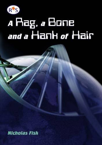 9781846803703: A Rag, a Bone and a Hank of Hair (Literacy Goes Madd)