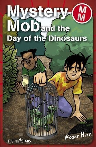 9781846804335: Mystery Mob and the Day of the Dinosaurs Series 2