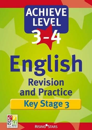 9781846804687: Achieve KS3 English Levels 3-4