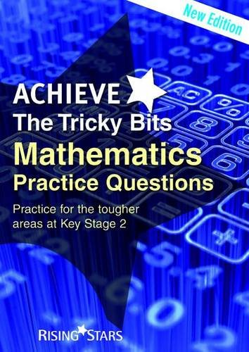 9781846806568: Achieve The Tricky Bits Mathematics: Practice Questions