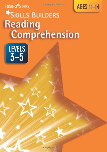 9781846806827: Skills Builders Reading Comprehension Levels 3-5: Level 3-5 (Rising Stars Skills Builders)