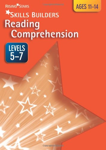 9781846806834: Skills Builders Reading Comprehension Levels 5-7: Level 5 -7 (Rising Stars Skills Builders)