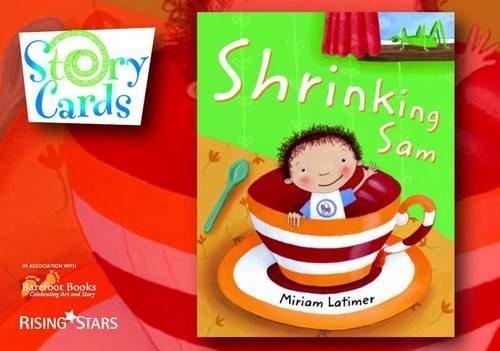 9781846807299: Shrinking Sam (Rising Stars Story Cards)