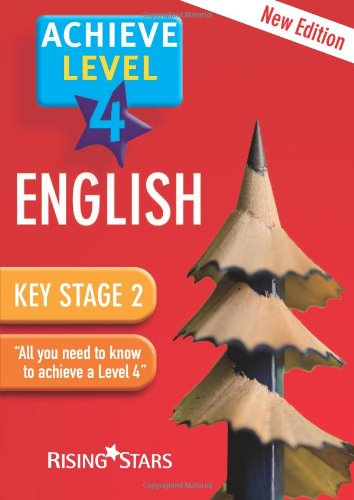 9781846807732: Achieve Level 4 English Revision Book