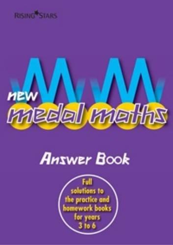 9781846809477: New Medal Maths Practice and Homework Teacher's Book
