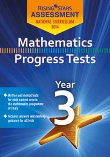 9781846809507: New Curriculum Assessment Maths Progress Tests Year 3