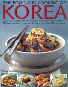 9781846811814: The Food and Cooking of KOREA (Hardcover)