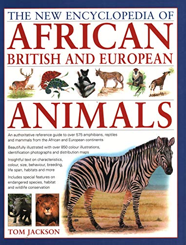 African, British and European Animals, The New: Tom Jackson