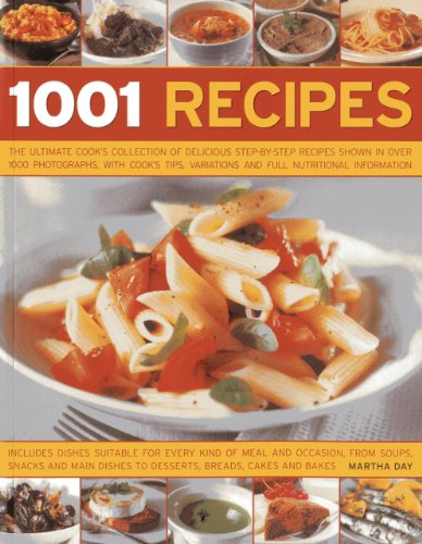 1001 Recipes: Martha Day