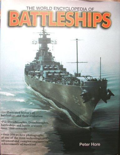 9781846812781: The World Encyclopedia of Battleships