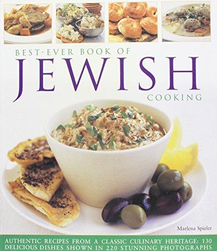 9781846813061: Jewish Cooking (Best Ever Book)