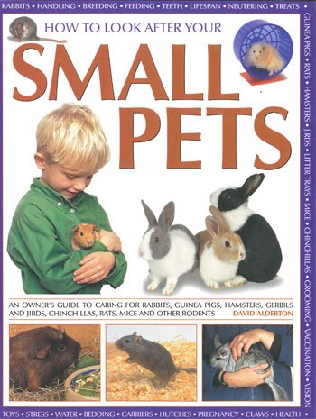 HOW TO LOOK AFTER YOUR SMALL PETS: David Alderton