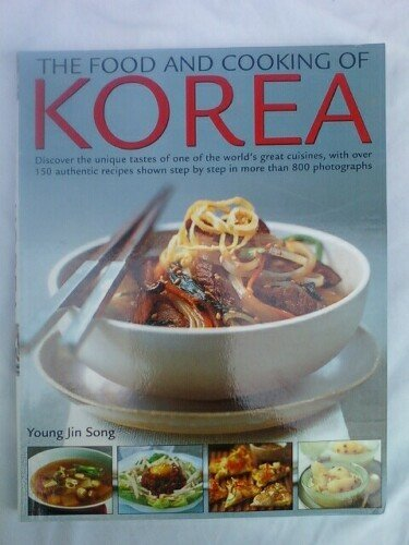 9781846815256: The Food and Cooking of Korea (paperback)