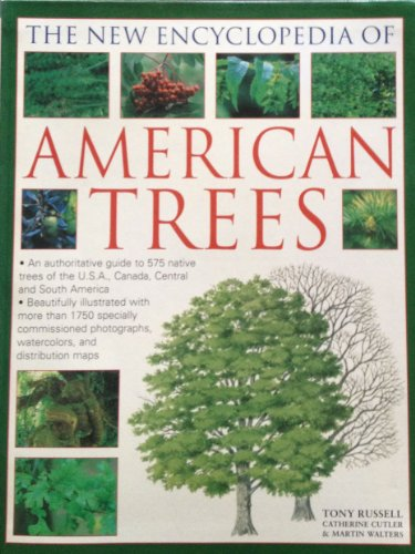9781846815263: The New Encyclopedia Of American Trees