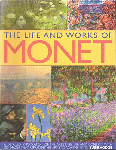 9781846815423: The Life And Works Of Monet