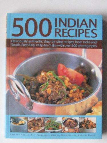 9781846817298: 500 Indian Recipes