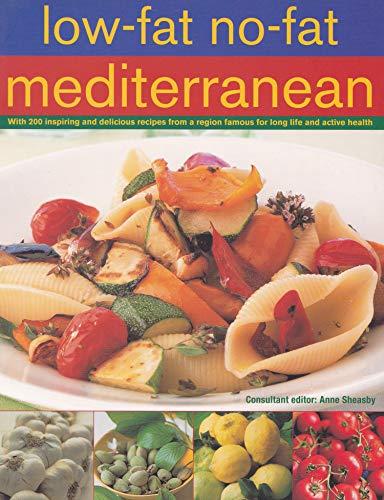 9781846817700: Low-fat No-fat Mediterranean