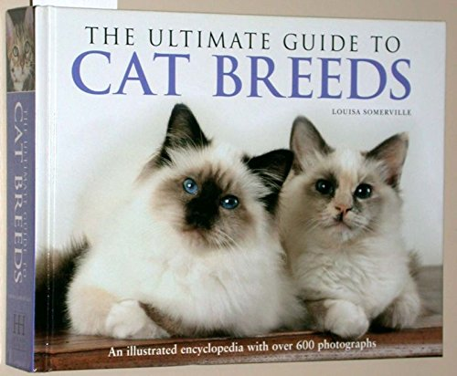 9781846817731: The Ultimate Guide to Cat Breeds