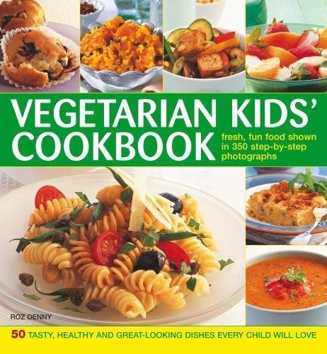 9781846819308: Vegetarian Kids Cookbook