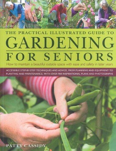 9781846819322: Gardening for Seniors