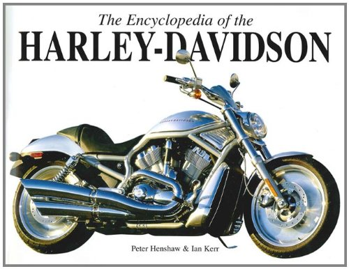 9781846819513: The Encyclopedia of the Harley Davidson