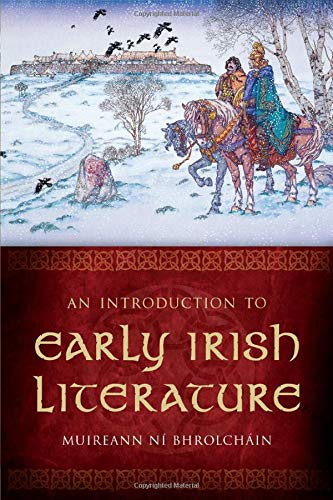 9781846821769: Introduction to Early Irish Literature