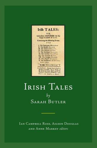 9781846822162: Irish Tales by Sarah Butler (Early Irish Fiction, C.1680-1820)