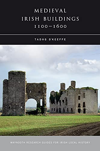 9781846822483: Medieval Irish Buildings, 1100 - 1600 (Maynooth Research Guides in Local History)