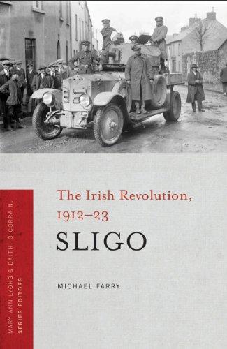 9781846823015: Sligo: The Irish Revolution, 1912-23