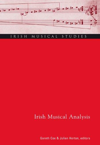 Irish Musical Analysis (Hardback)