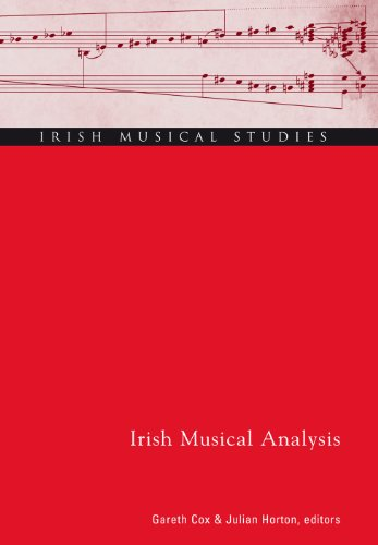 Irish Musical Analysis: Irish Musical Studies 11