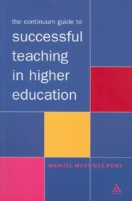 9781846840098: The Continuum Guide to Successful Teaching in Higher Education