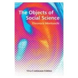 9781846840517: The Objects of Social Science