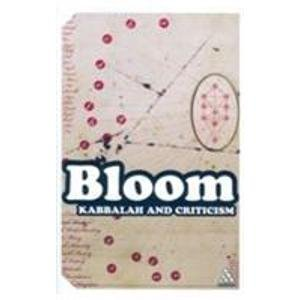 Kabbalah and Criticism: Bloom