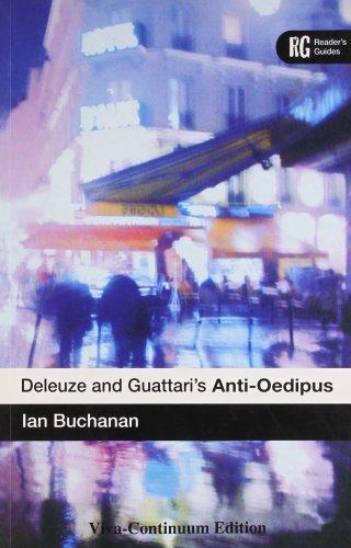 9781846841712: RG Reader`s Guides: Deleuze and Guattari`s Anti-Oedipus
