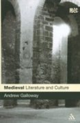 9781846841750: Medieval Literature and Culture