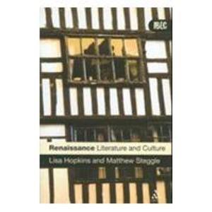 9781846841774: Renaissance Literature and Culture