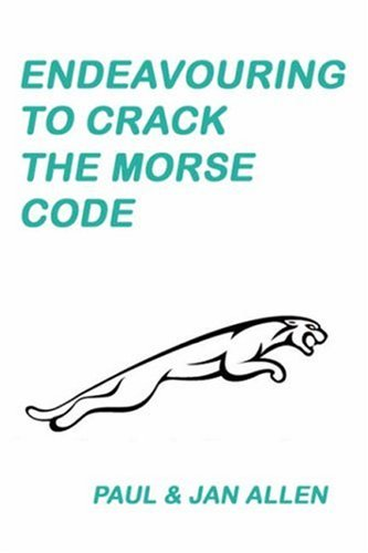 9781846855115: Endeavouring to Crack the Morse Code (Inspector Morse)