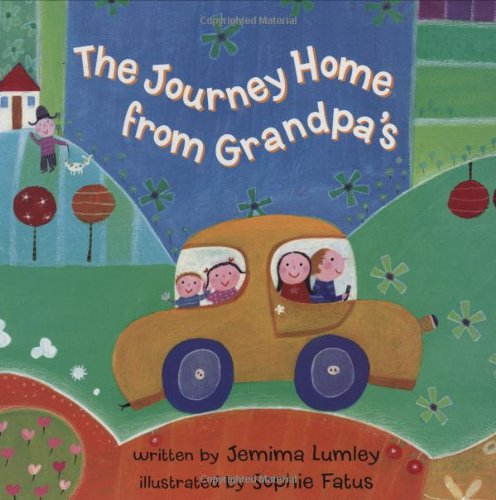 9781846860294: The Journey Home from Grandpa's
