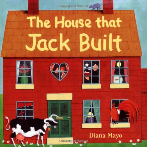 The House That Jack Built (Barefoot Paperback) (Barefoot Paperback (Paperback)) (1846860512) by Diana Mayo