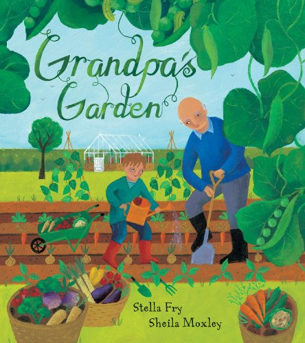 9781846860539: Grandpa's Garden
