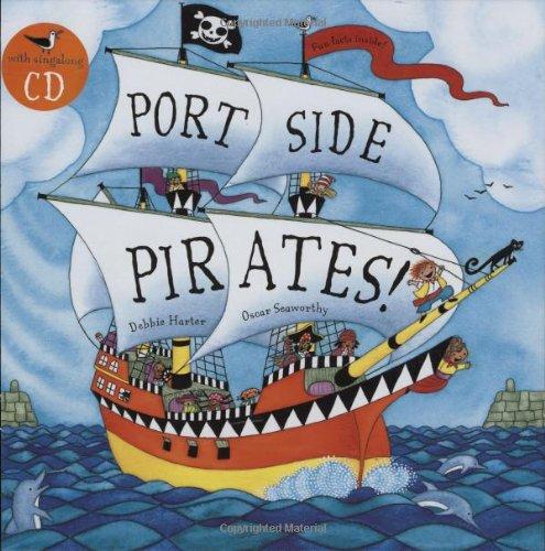 9781846860621: Port Side Pirates!