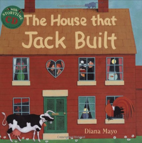 9781846860768: The House That Jack Built PB w CD