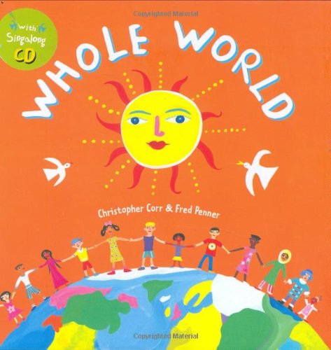 9781846860928: Whole World (Book & CD)
