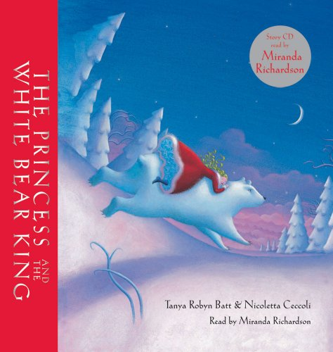 9781846860935: The Princess and the White Bear King (Book & CD)