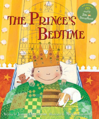 The Prince's Bedtime (Book & CD) (1846860954) by Oppenheim, Joanne