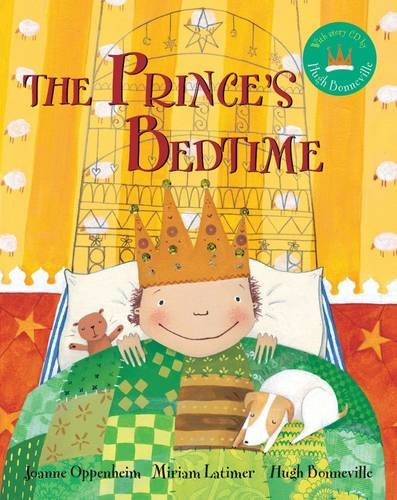 9781846860966: The Prince's Bedtime: PB w CD