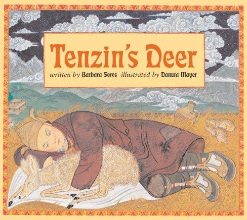 9781846861307: Tenzin's Deer