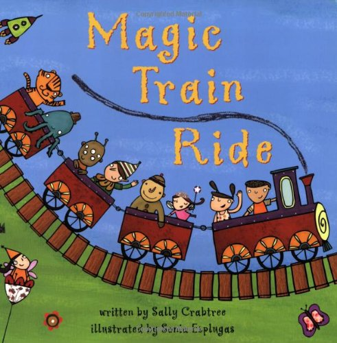 9781846861321: The Magic Train Ride
