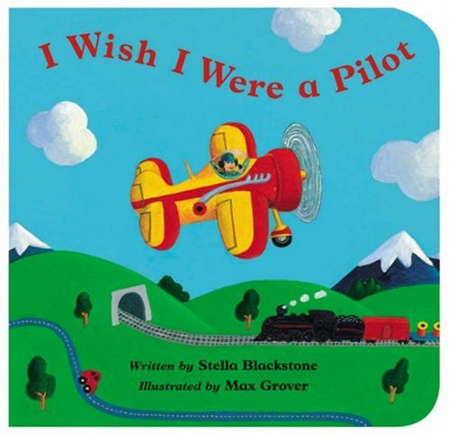 9781846861680: I Wish I Were a Pilot (Barefoot Board Books)